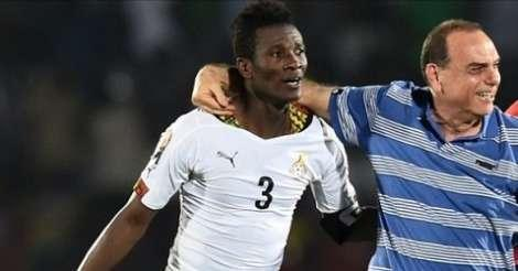 Historic: Asamoah Gyan makes history as Ghana's all-time topscorer in...