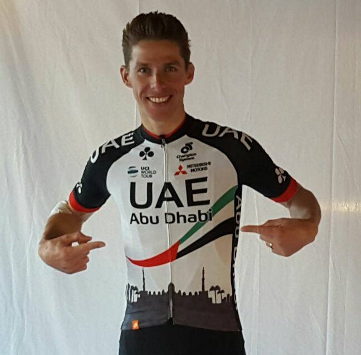 Image result for photos UAE rui costa cycling