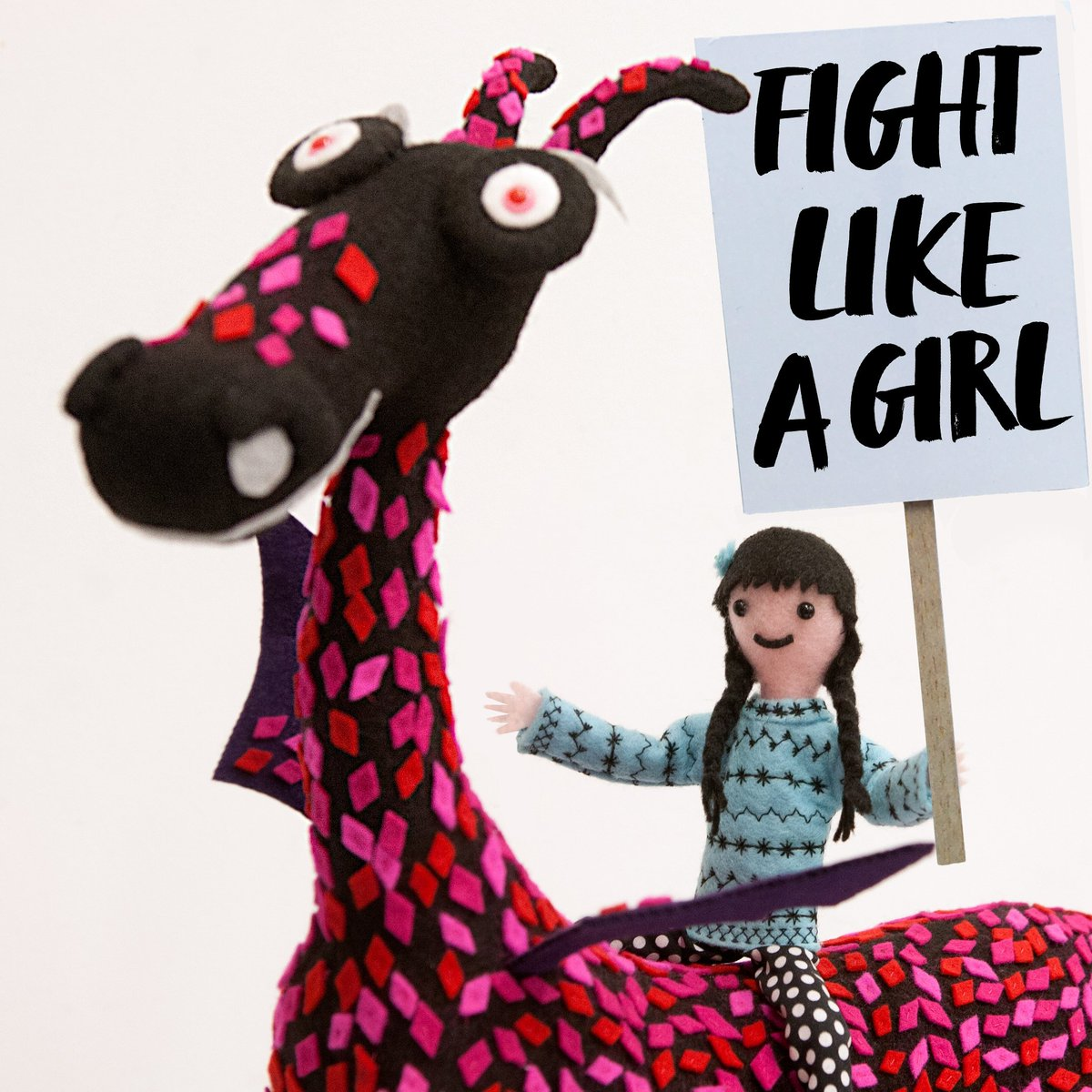 Jill says 'Fight Like a Girl!' #womansmarchLondon #womansmarch @womensmarchlon https://t.co/BAPPYppjtn