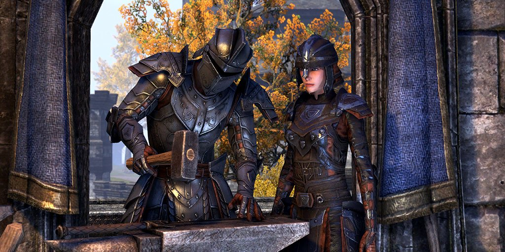 Eso Housing How To Get Crafting Stations
