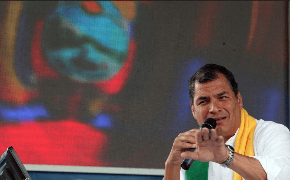 '@JorgeGlas es un hombre honesto y extremadamente patriota': @MashiRaf...