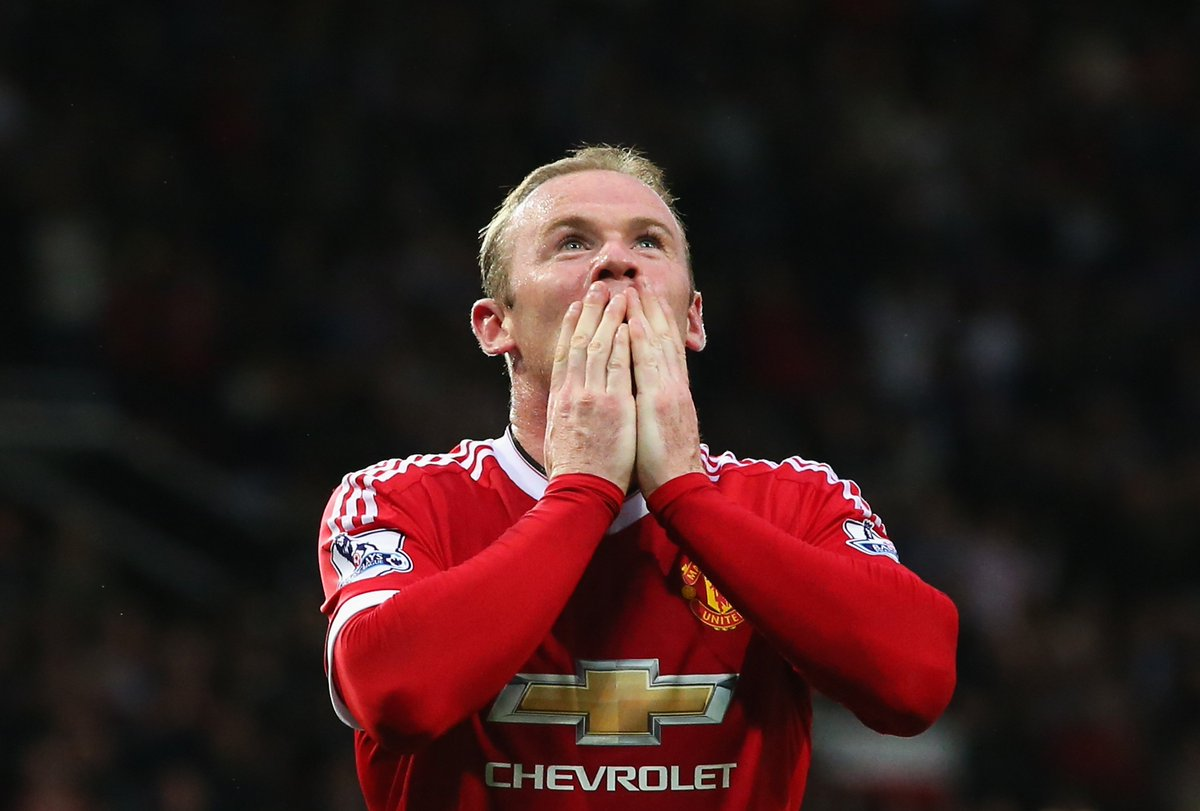 250 - Wayne Rooney is now @ManUtd's all-time leading goalscorer with 2...