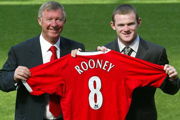 Wayne Rooney is officially Manchester United's all time record goalsco...