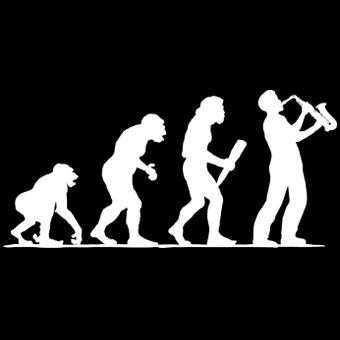 The evolution of man  #saxislife https://t.co/yVQ67pA1OI