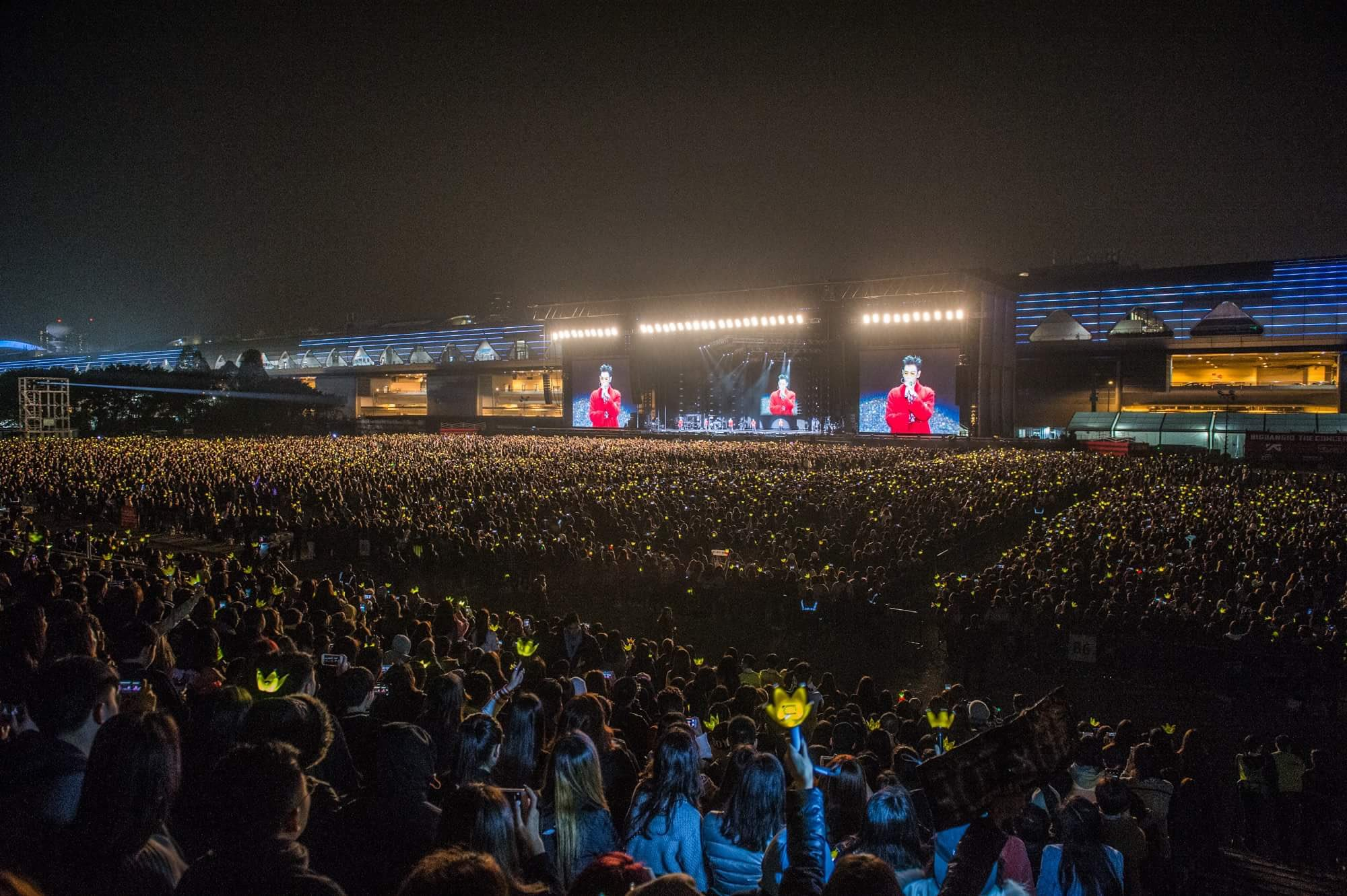 The biggest concert ever 44