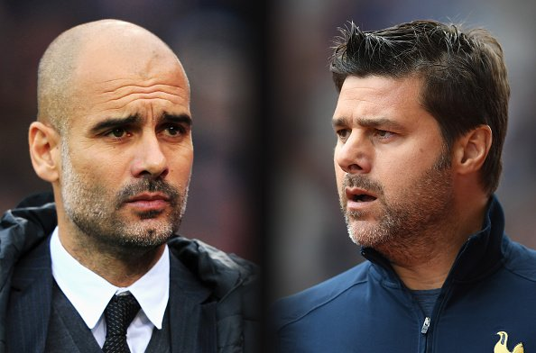 It doesn't get any easier for Pep!  It's #MCFCvTHFC   Live text and ra...