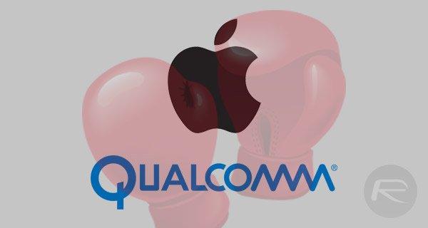 Apple Suing Its Modem Supplier Qualcomm For $1 Billion, Qualcomm Respo...