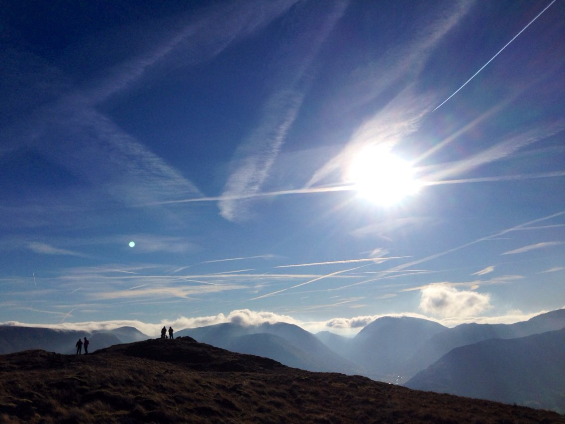 Magic glorious weather in Lake District tday😊☀️😊🗻 @RealLakes https://t...
