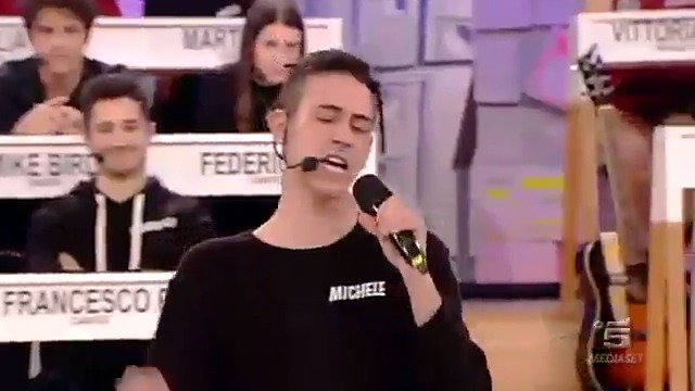 "WUAOOO ""So good so good I got you"" Michele risponde così! 💥 #Amici16 h..."