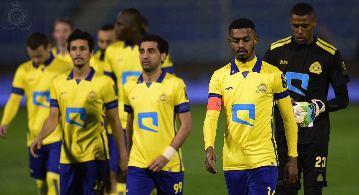صــور من مباراة #النصر_الفيحاء  1-10 #NFC https://t.co/GMpUEsyUSX