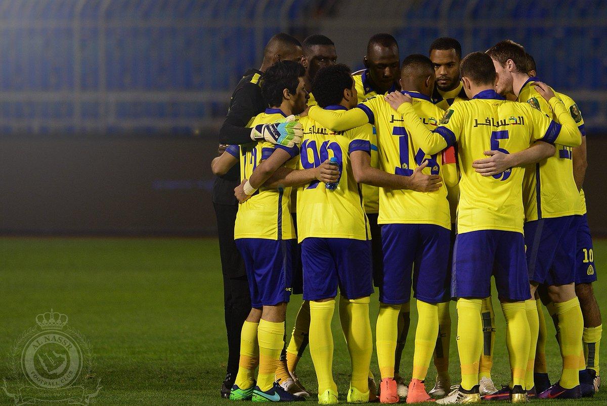 صــور من مباراة #النصر_الفيحاء  2-10 #NFC https://t.co/9nVYTupRvX