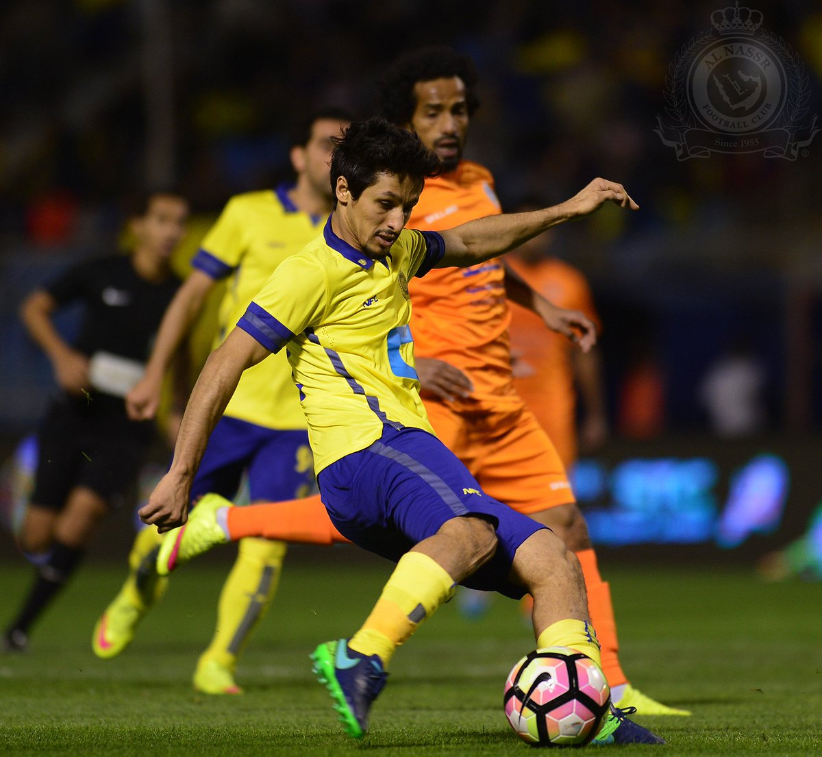 صــور من مباراة #النصر_الفيحاء  3-10 #NFC https://t.co/XtqwPWD2GZ