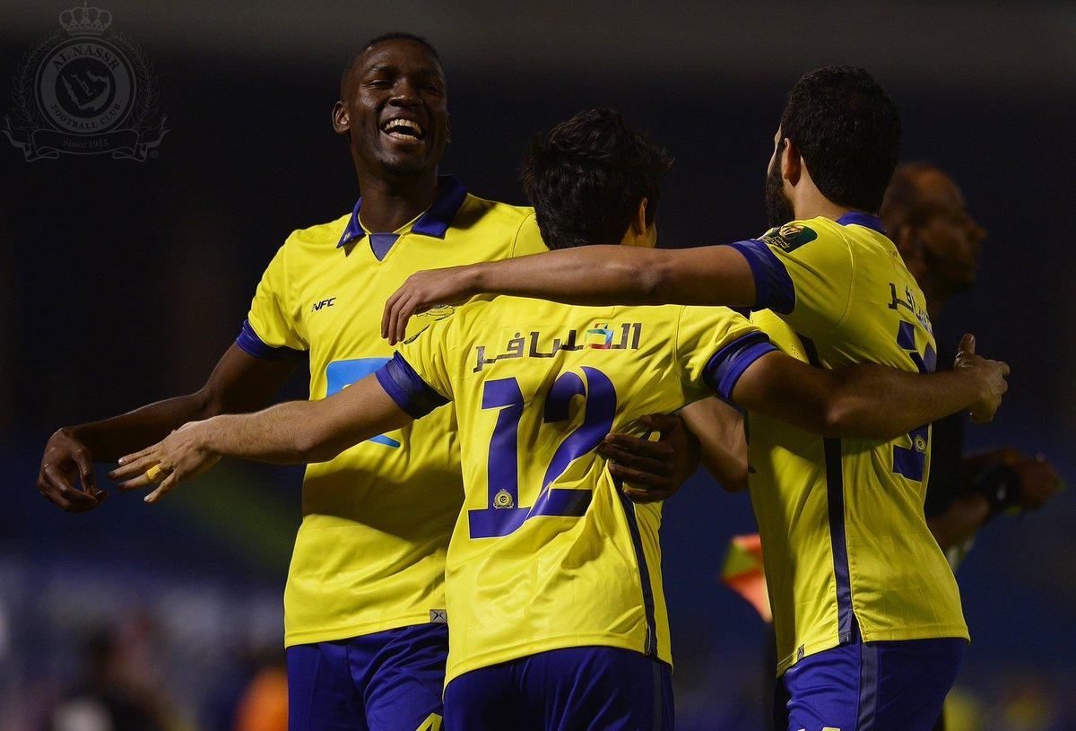 صــور من مباراة #النصر_الفيحاء  4-10 #NFC https://t.co/Ws1IjeJrh1