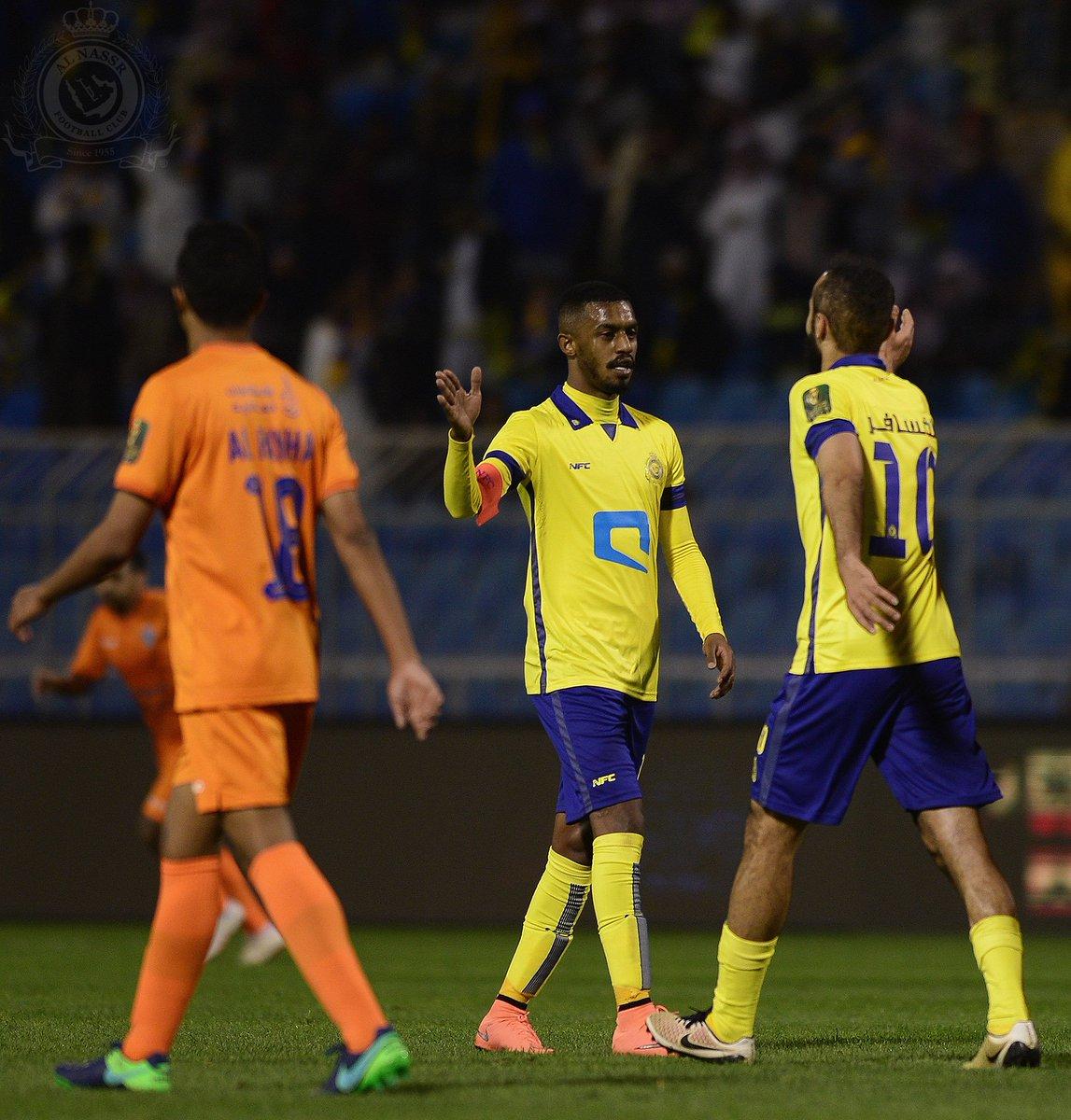صــور من مباراة #النصر_الفيحاء  6-10 #NFC https://t.co/QOJ4178JLH
