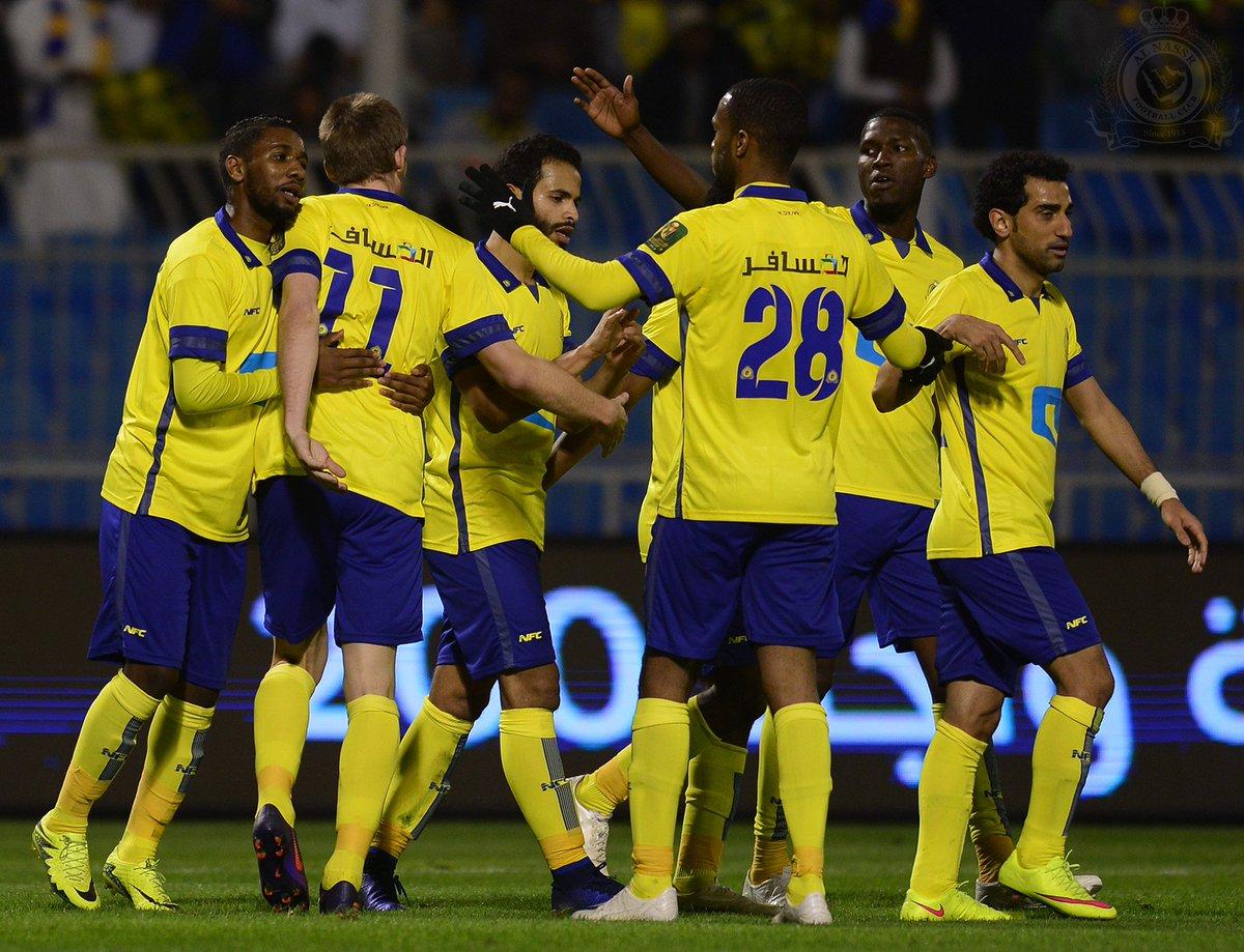 صــور من مباراة #النصر_الفيحاء  8-10 #NFC https://t.co/SmBjvlhBf8