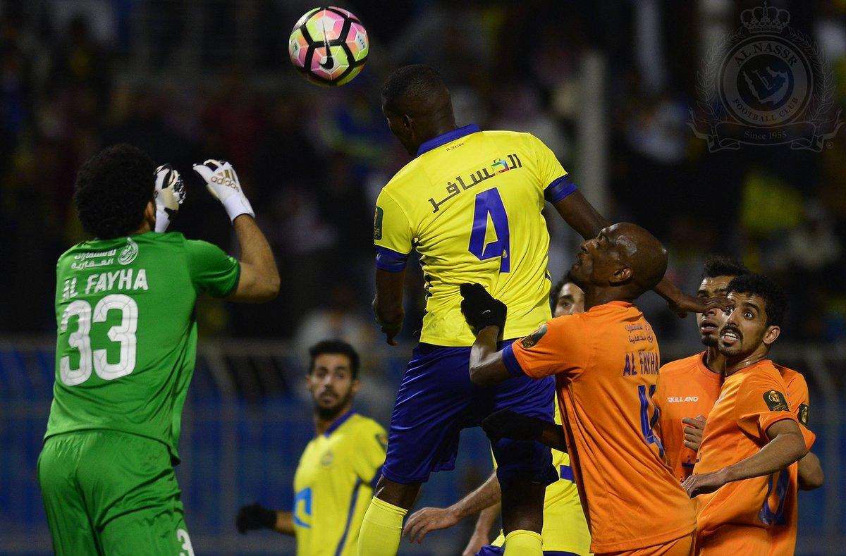 صــور من مباراة #النصر_الفيحاء  10-10 #NFC https://t.co/vQTIeDDSBr