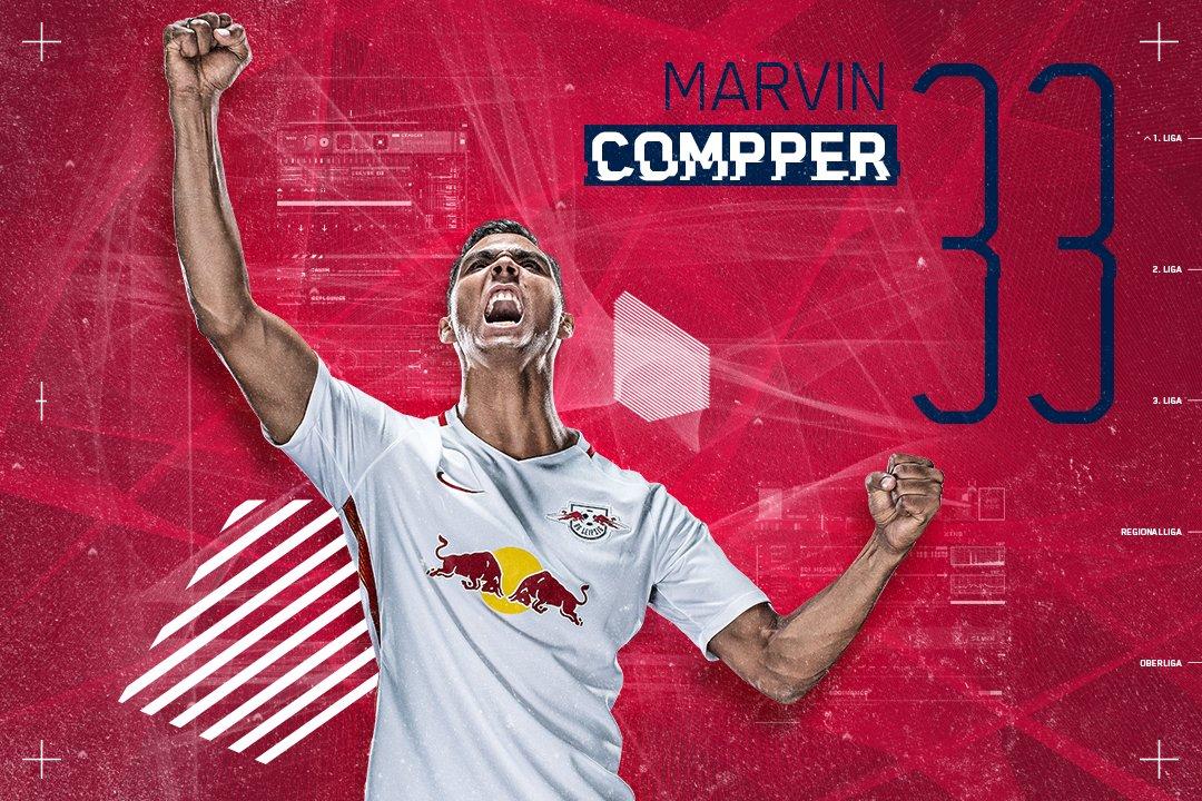 GOOOOOAALLLL!!! Marvin #Compper puts #DieRotenBullen in front!! ⚽️ #RB...