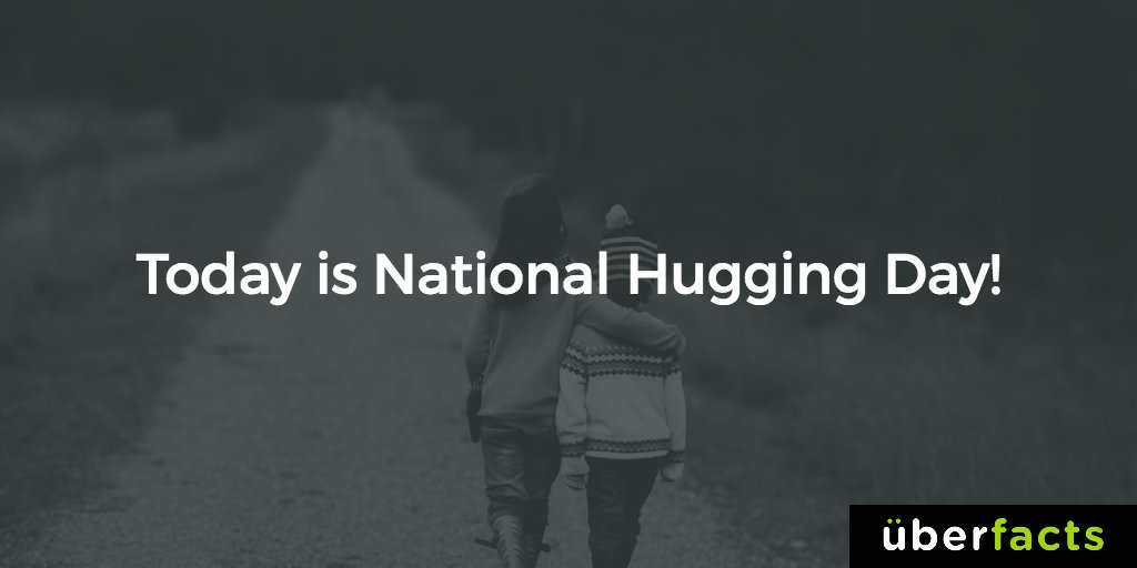 #NationalHuggingDay https://t.co/E9ekx8sHPV