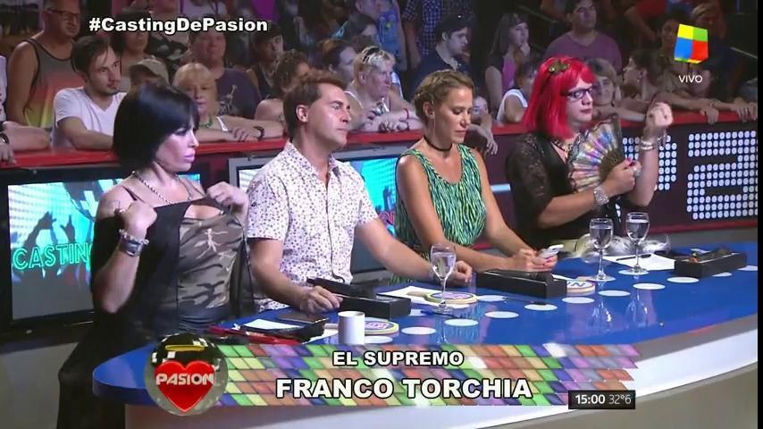 EL JURADO #CastingDePasion  LO VES EN VIVO EN https://t.co/hqVVHvyYqh...
