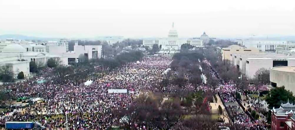 The National Mall right now #WomensMarchOnWashington #womensmarch #NBC4DC https://t.co/A9ZwrsSx94