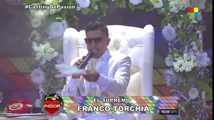 VOLVIÓ CON TODO EL #CastingDePasion  Con ustedes, EL SUPREMO @FrancoTo...