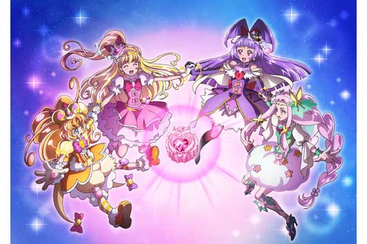 #nitiasa  #precure  プリキュアの時間だオラァ! https://t.co/O6OMedlUxX
