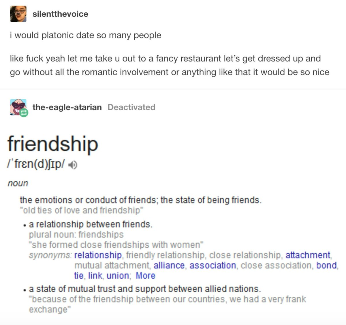 Queerplatonic dating site