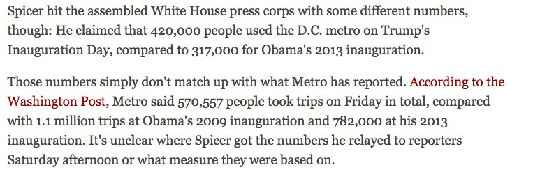 Spicer's numbers do not match Metro's https://t.co/11SH89hRc5 https://t.co/6sttDZma76