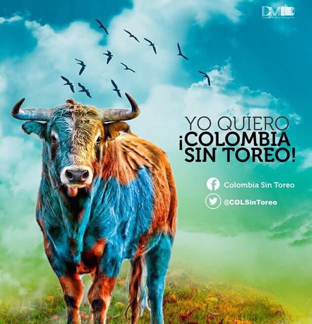 ¿Sabían que mañana vuelven los toros a Bogotá? Qué VERGÜENZA. #Colombi...