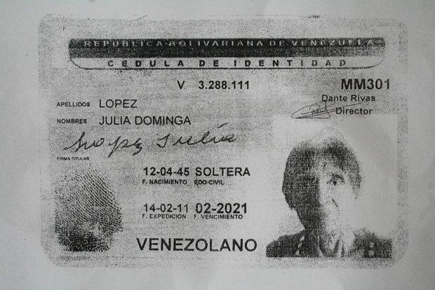 Buscan a familiares de septuagenaria que falleció en el Hospital Cipriano Castro - https://t.co/d6VwBBRQ94 https://t.co/CeHNm6vvgO