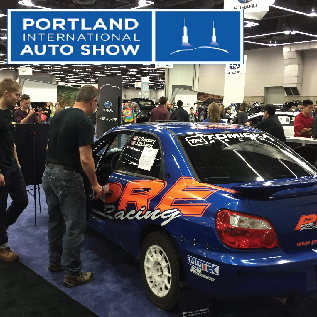Oregon Trail Rally On Twitter See You The Portland International - Portland car show