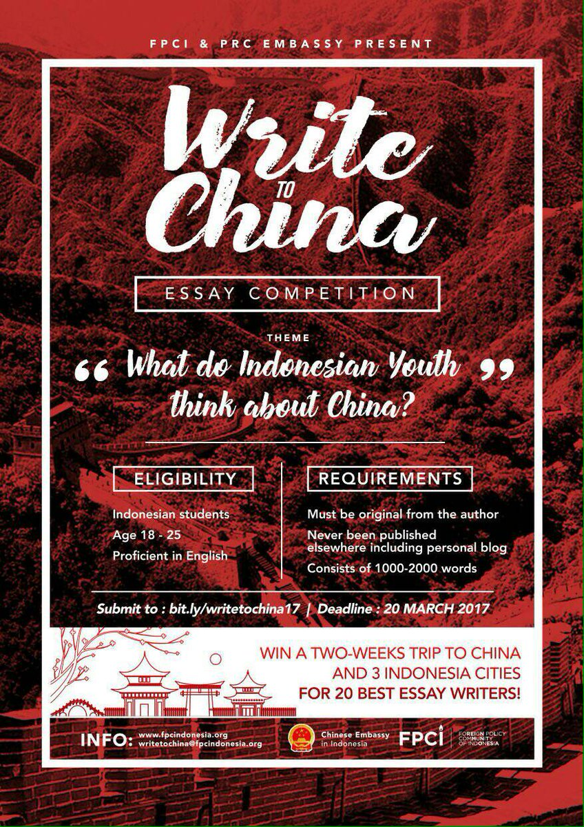 fpci chapter unmul on write to is coming back what do you waiting for let s prepare your best essay and be the winner for further information fpcindo t co wvr6bnlc6c