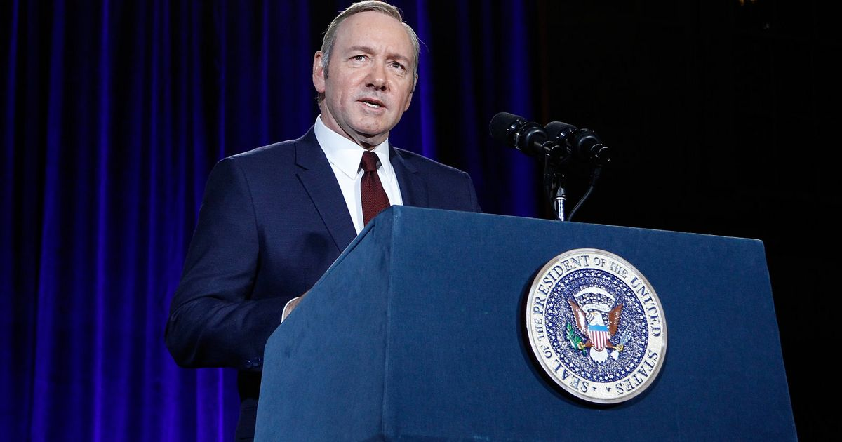 'House of Cards' returns for its fifth season on May 30th https://t.co...