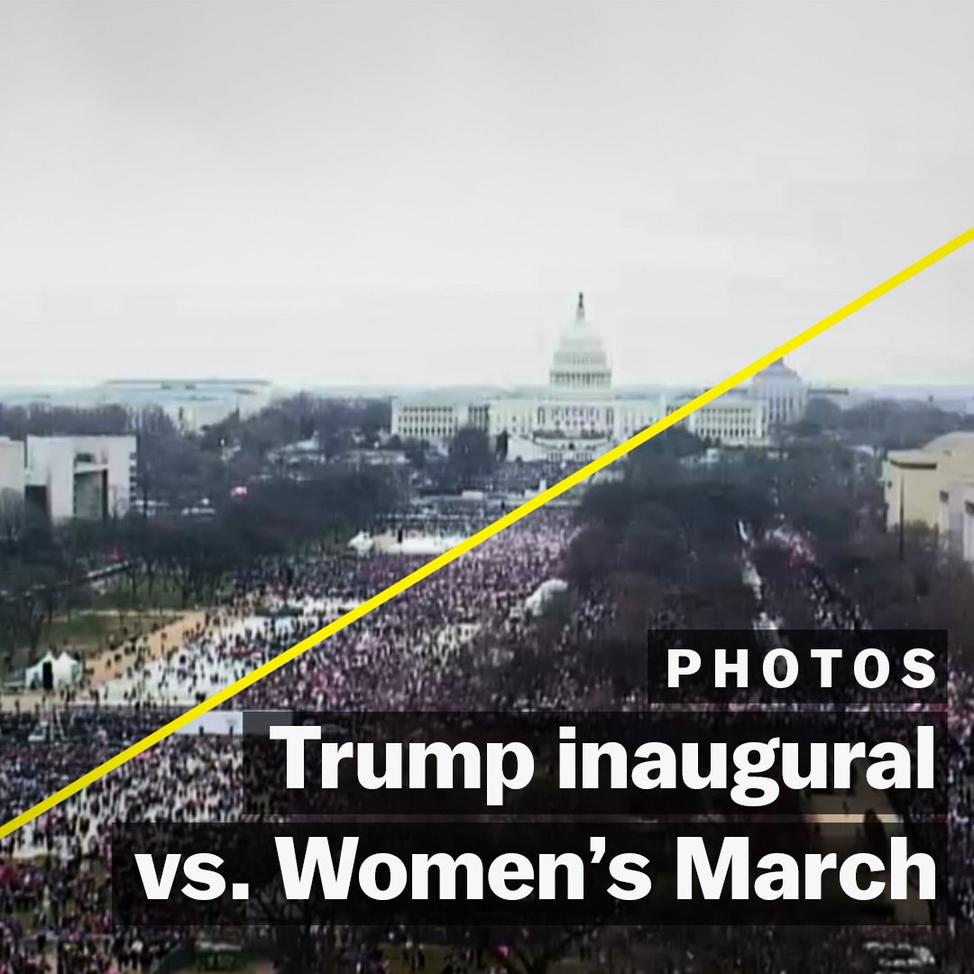 Smart way to expose reality of #Inauguration #DonaldTrump (via @voxdotcom) https://t.co/u236EcO5oy