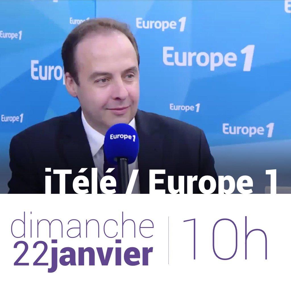Demain à 10h, @jclagarde Président de l&#39;#UDI est l'invité politique du Grand Rendez-vous @itele @Europe1 @LesEchos #LeGrandRDV A écouter ! <br>http://pic.twitter.com/Vdbznzidnq