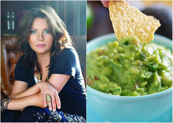 Bring the Fiesta with Martina McBride's Guacamole
