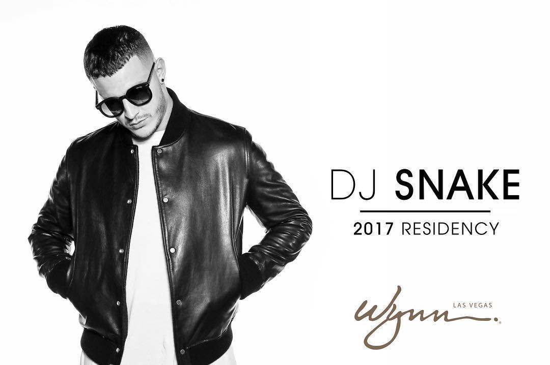 Head to @WynnLasVegas because @Djsnake has a new 2017 residency! https...