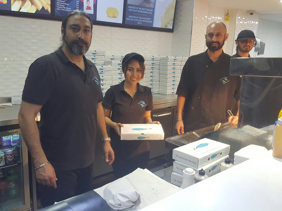 burnham fish chips burnhamlane twitter burnhamlane our guests at the slough winternightshelter are very grateful for the 20 portions of fishandchips you donated this evening pic twitter com