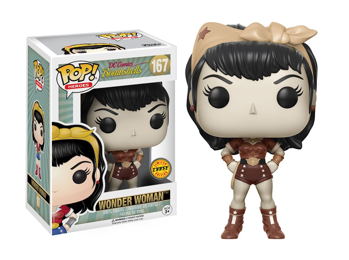 RT & follow @FunkoDCLegion for a chance to WIN a DC Bombshells #Wo...