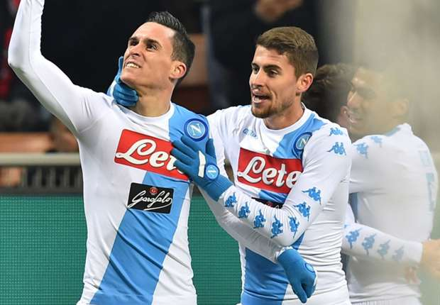 VIDEO Milan-Napoli risultato 1-2: 6' Insigne (N), 9' Callejon (N), 37' Kucka (M)