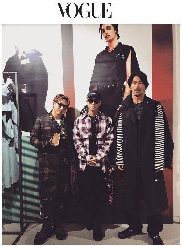 パリ・ファッションウィークにて注目を集めている @Naoto_EX_3JSB_ さん、@Naoki_…