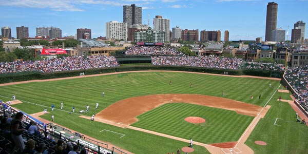#Retweet if you have been to #WrigleyField for the #Chicago #Cubbies #...