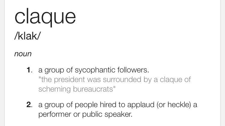 David Gura On Twitter Become Familiar With This Term