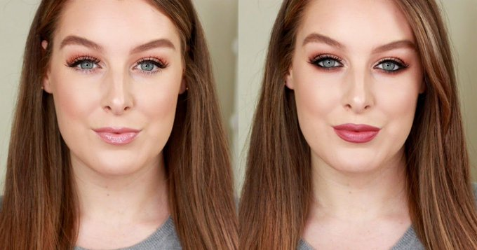 Easy Day To Night Makeup Tutorial