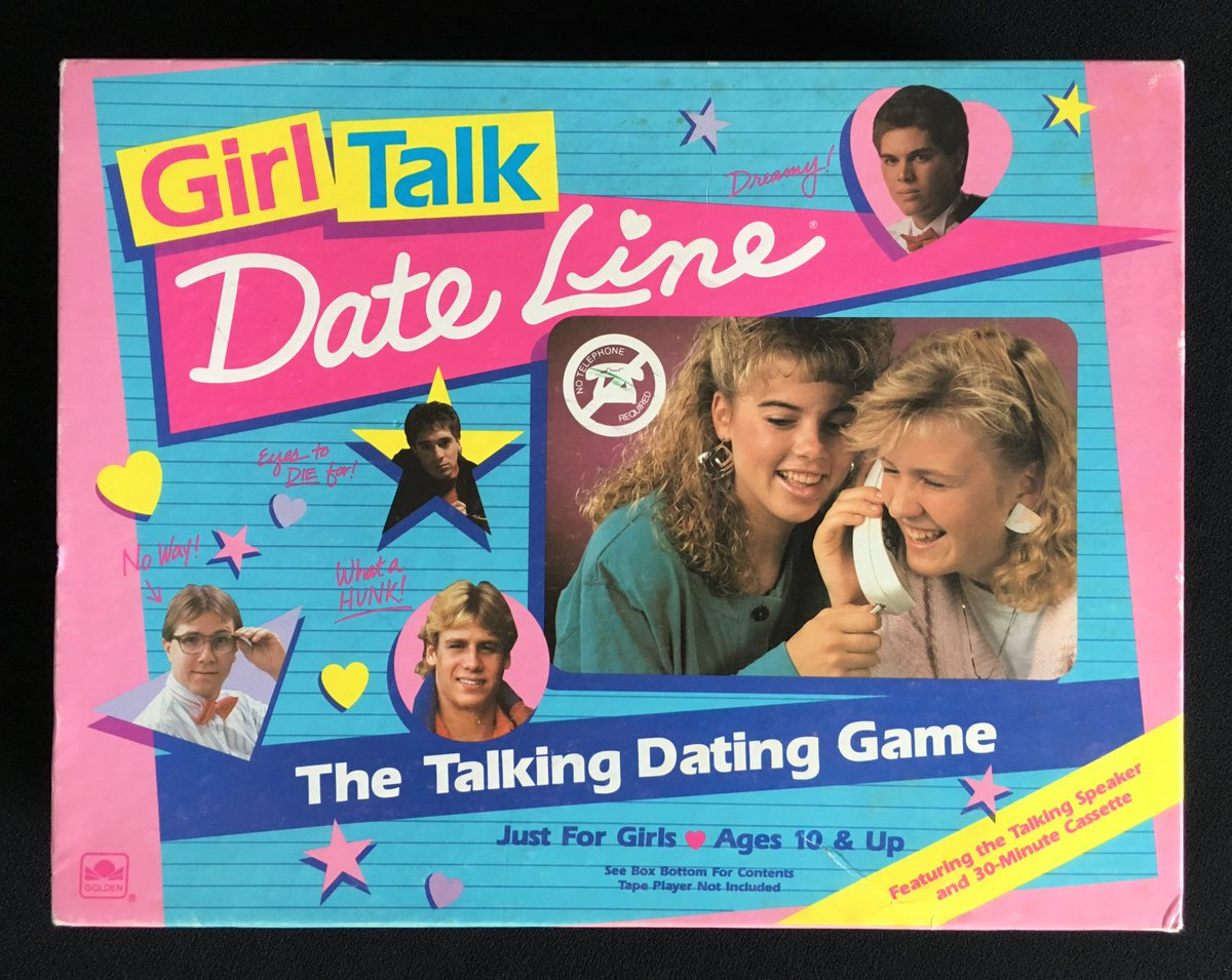 Dating game 80s