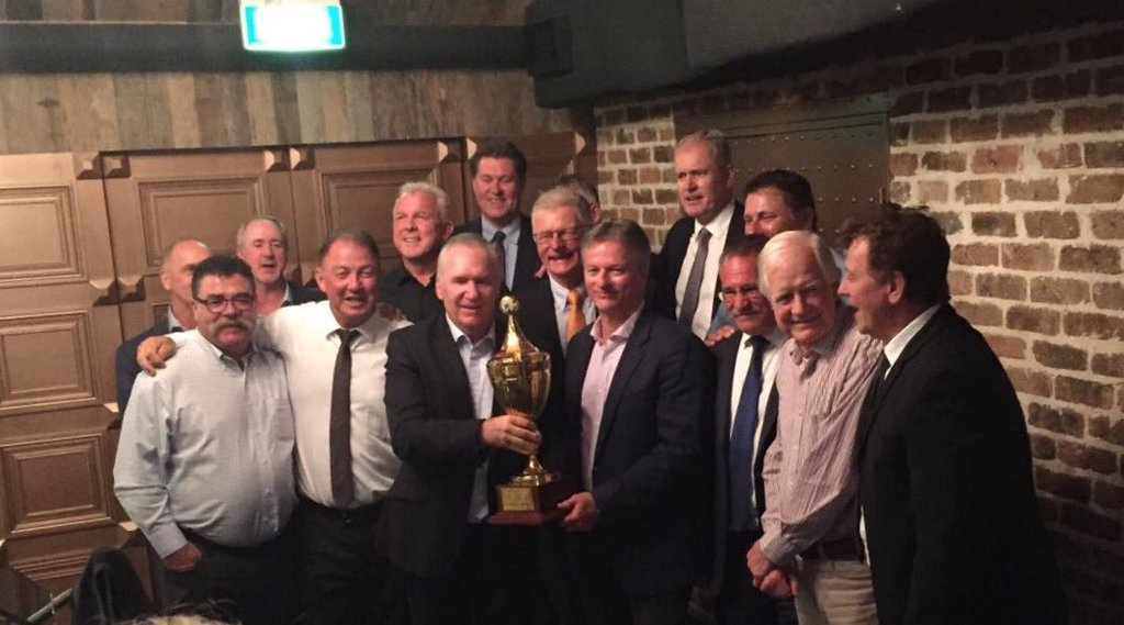 The 30 Year Reunion of the 1987 CWC winning team