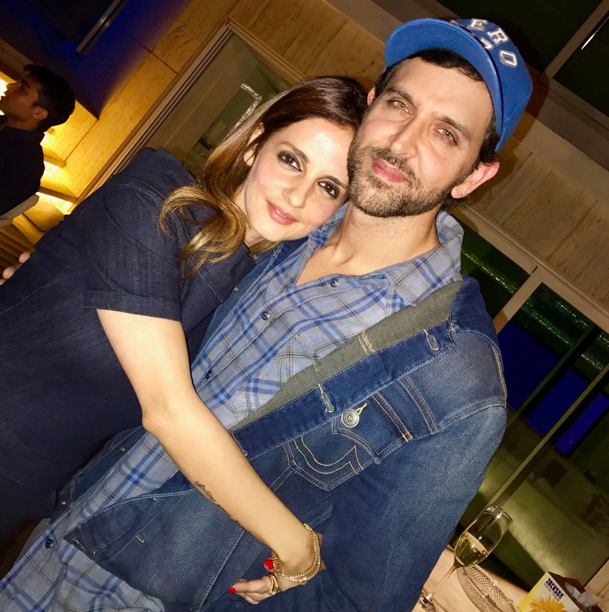 Eternal sunshine of the spotless mind..so so so incredibly proud of you @iHrithik