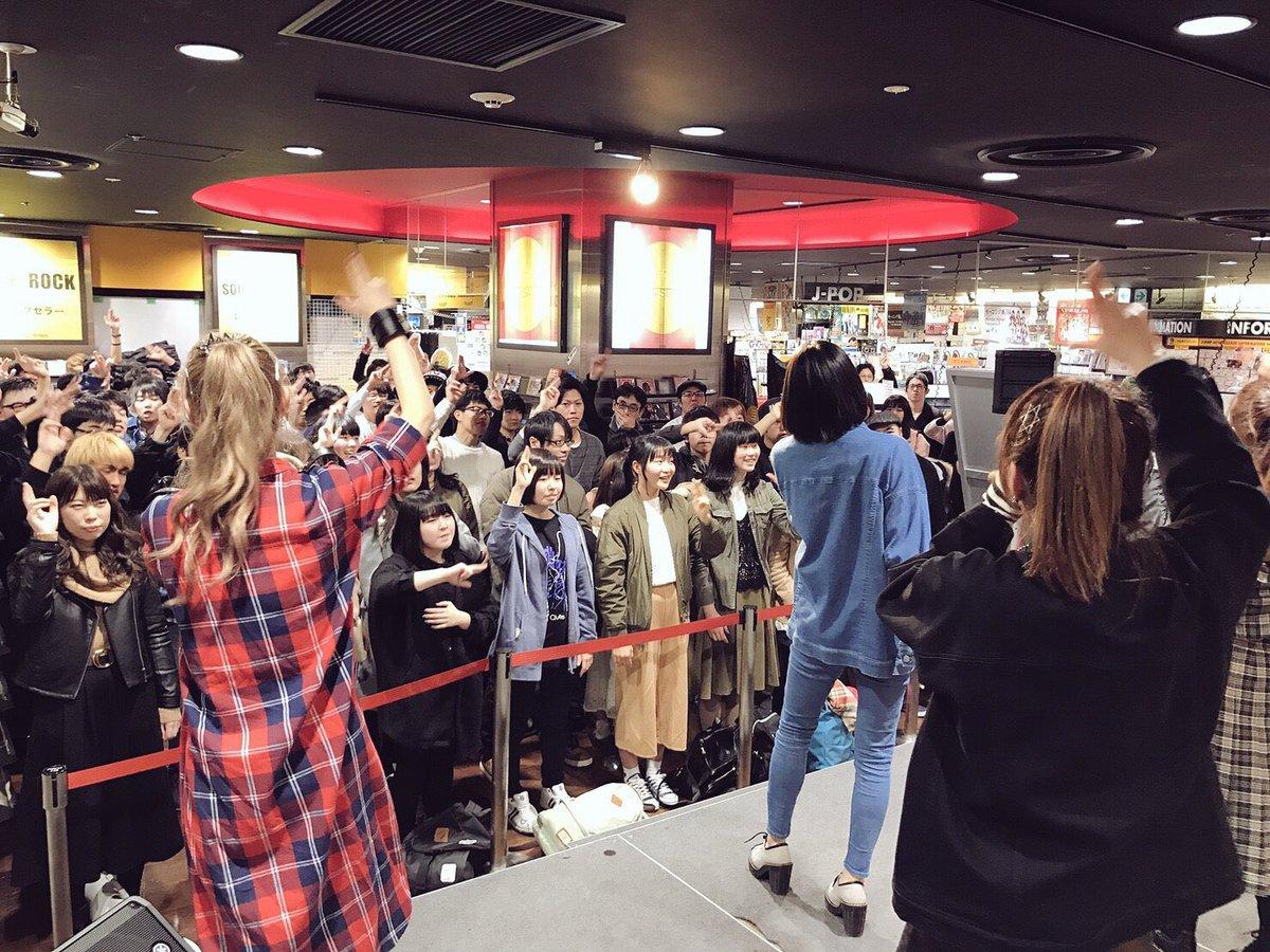 【インストア】本日はタワーレコード仙台パルコ店(@TOWER_Sendai)さんにて『DON'T S…