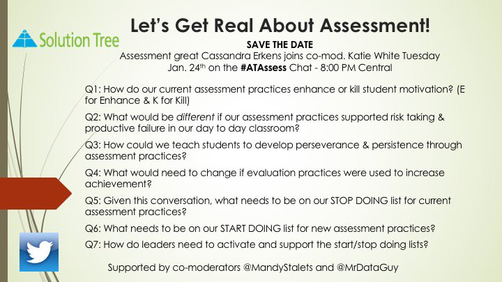 ".@KatieWhite426 @cerkens AND here are the questions these two have created to help us ""GET REAL"" about Assessment #ATAssess https://t.co/BNiyZz3kNS"