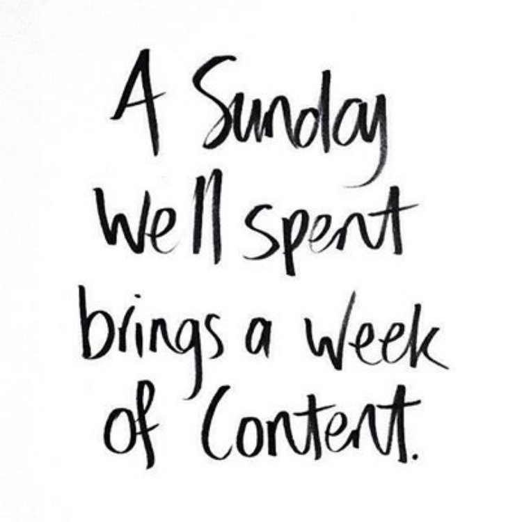 Sunday's are made for relaxing! Who agrees? #SundayMorning #SundayFund...